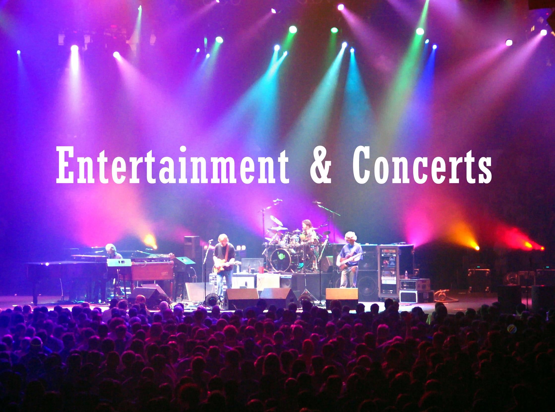 Entertainment & Concerts