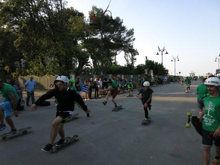 Green Skate Day Rimini