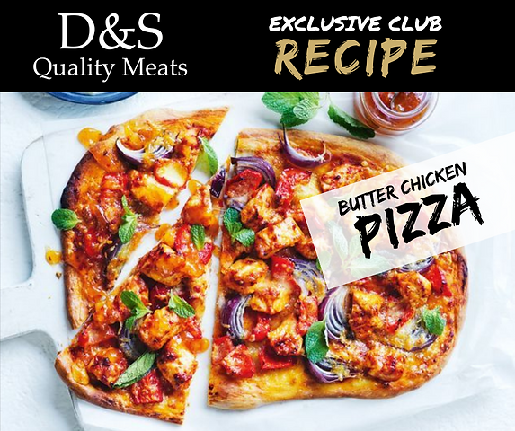 D&S Recipes - Butter Chicken Pizza.png