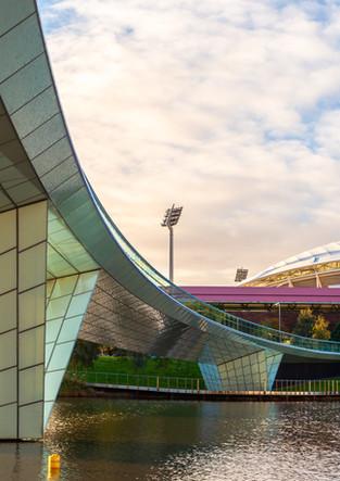 Adelaide Oval Footbridge