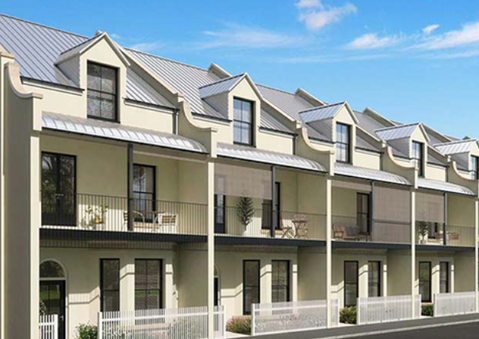 Defence Housing Bowden - Prince's Terrac