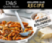 D&S Recipes - Sausage Bolognese.png