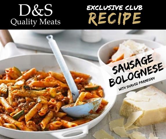 D&S Recipes - Sausage Bolognese.png