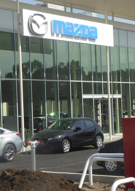 Mazda Greenfields (Mawson Lakes).JPG