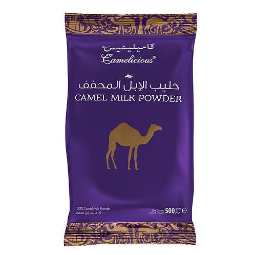 Mleko wielbłądzie w proszku 500 g.