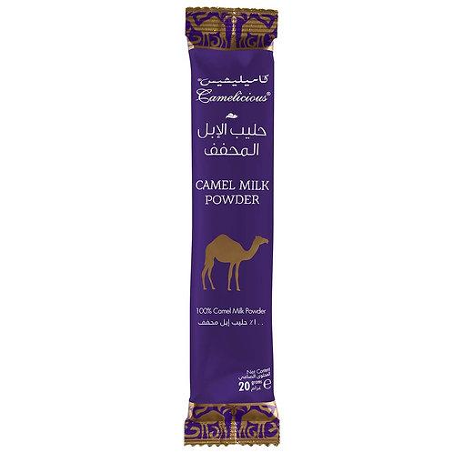 Mleko wielbłądzie w proszku saszetka 20 g.