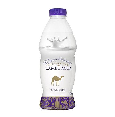 Pasteryzowane mleko wielbłądzie 1l