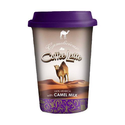 Coffee Latte z Mlekiem wielbłądzim 230 ml termin ważności 08.05.2020