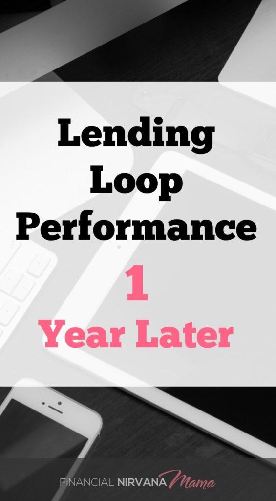 Lending Loop Review 1 Year Later