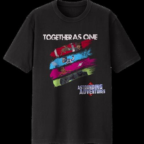 Astounding Adventures T-Shirt Version A