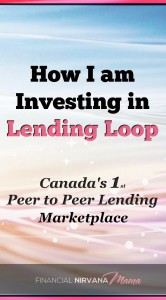 How I am Investing in Lending Loop - A review of Canada's 1st Peer to Peer Lending