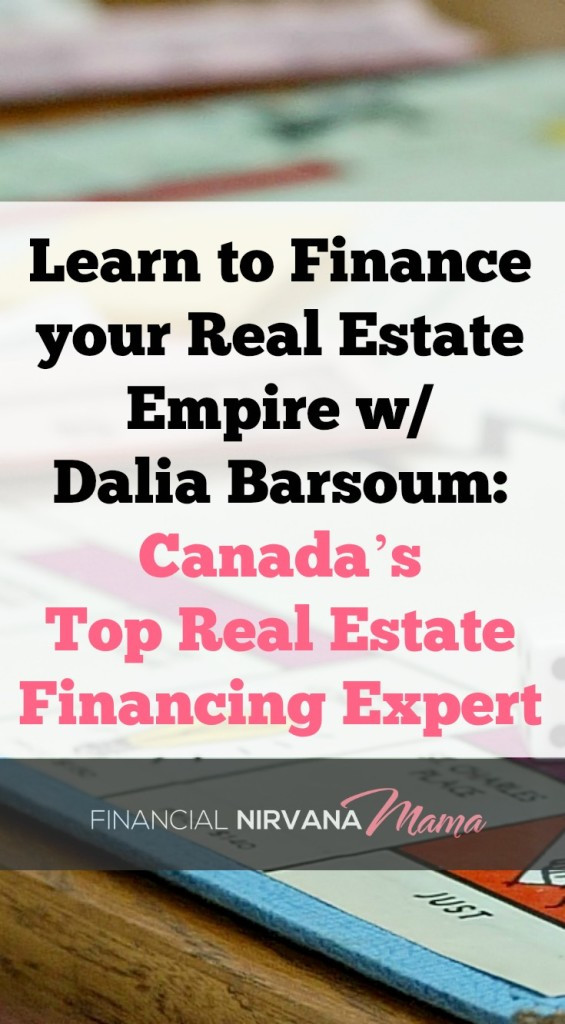 Dalia Barsoum - Canada's Top Financing Expert