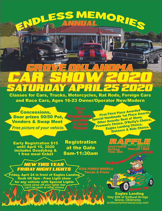 Endless Memories Car show poster.jpg