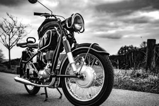 Vantagens de andar de moto