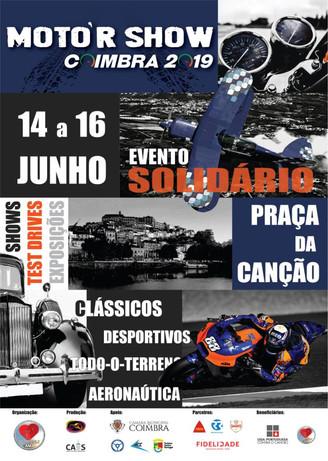 Coimbra Moto´R Show 2019 (14 A 16 Junho)