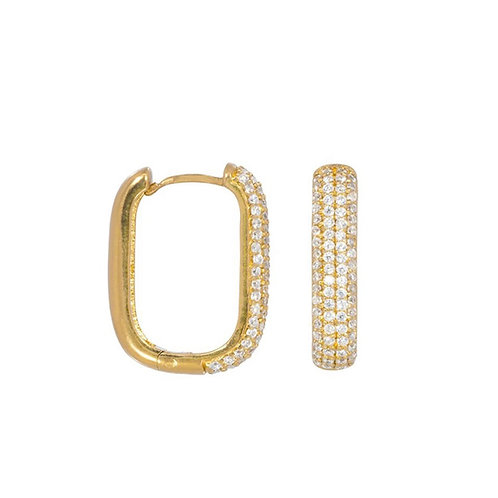 Icon pavé hoops