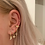 Thumbnail: Follies star earrings