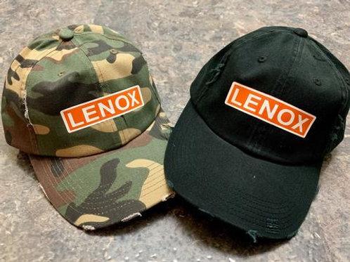 Letterman Hat