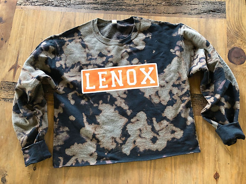 Bleached Out Sweatshirt