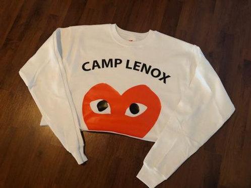 Comme Crop Sweatshirt