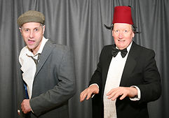 Norman Wisdom & Tommy Cooper Tribute