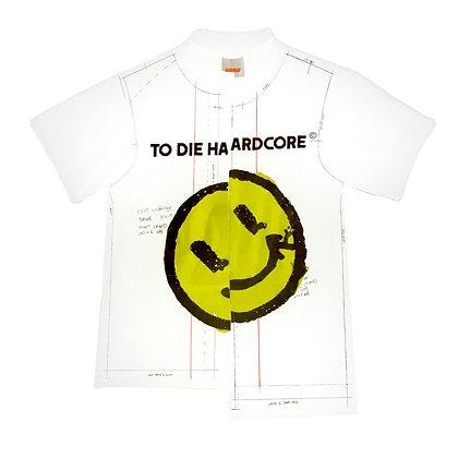 Unfinished T-shirt - White