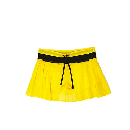 Sports Shorts with Zip Details