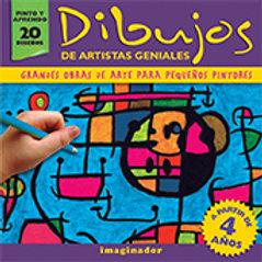 DIBUJOS DE ARTISTAS GENIALES