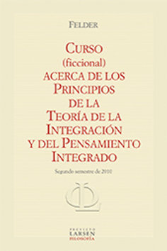 CURSO: TEORIA DE LA INTEGRACION - LARSEN