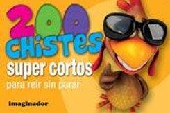 200 CHISTES INFANTILES SUPERCORTOS