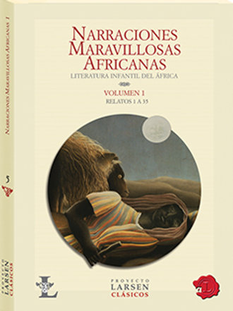 NARRACIONES MARAV. AFRICANAS 1 - LARSEN