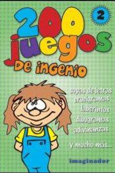 200 JUEGOS DE INGENIO 2