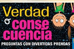 VERDAD O CONSECUENCIA 10/11 AÑOS + ALBUM
