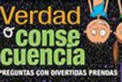 VERDAD O CONSECUENCIA 8/9 AÑOS + ALBUM