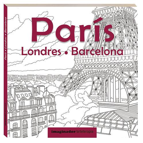 PARIS. LONDRES. BARCELONA