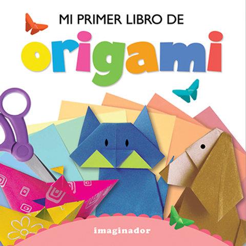 MI PRIMER LIBRO DE ORIGAMI