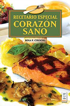 RECETARIO ESPECIAL CORAZON SANO (EDRIS)