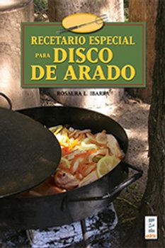 RECETARIO ESP./ PARA DISCO DE ARADO (EDRIS)