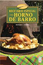 RECETARIO ESP./ PARA HORNOS DE BARRO (EDRIS)
