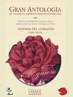 GRAN ANTOLOGIA DE LA POESIA AMOROSA - LARSEN