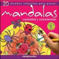 MANDALAS CREATIVIDAD Y CONCENTRACION (inf.)