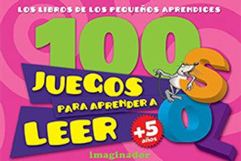 100 JUEGOS PARA APRENDER A LEER