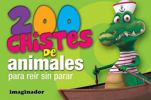 200 CHISTES DE ANIMALES