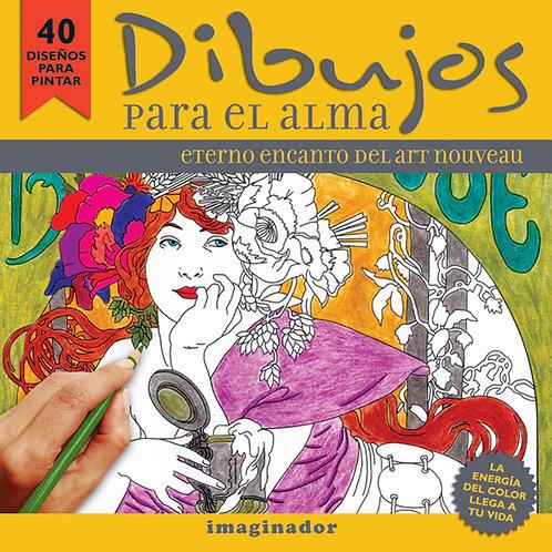 DIBUJOS PARA EL ALMA. EL ETERNO ENCANTO DEL ART NOUVEAU