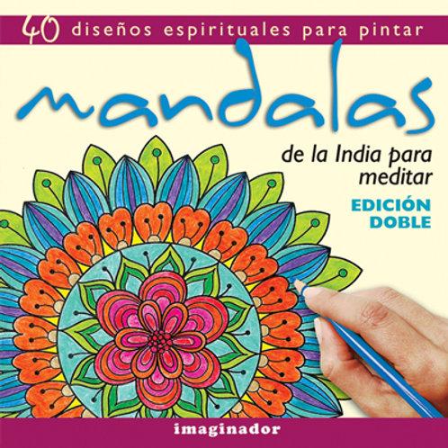 MANDALAS DE LA INDIA PARA MEDITAR