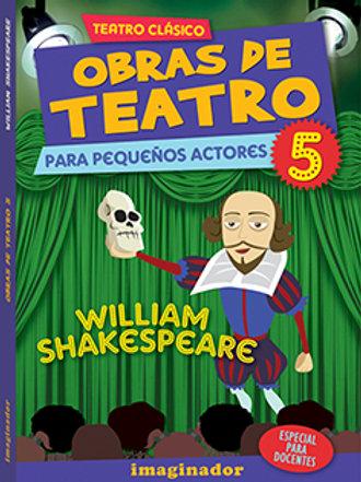 SHAKESPEARE, W. OBRAS DE TEATRO 5
