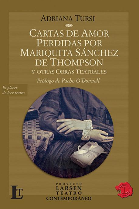 CARTAS DE AMOR PERDIDAS POR M. SANCHEZ DE THOMPSON
