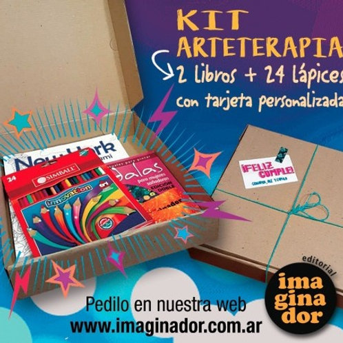 KIT ARTETERAPIA