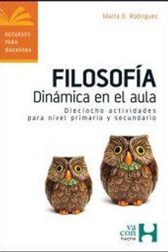 FILOSOFIA. DINAMICA EN EL AULA