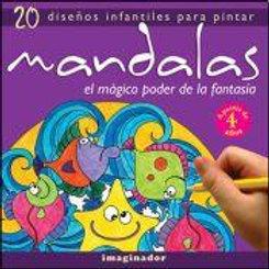 MANDALAS EL MAGICO PODER DE LA FANTASIA (inf.)